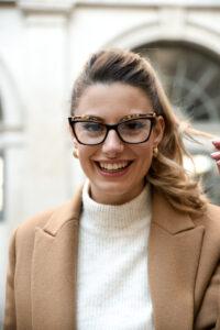 Profilo lamarca 2021 giulia de martin benind my glasses eyewear influencer occhiali da vista eyeglasses-5