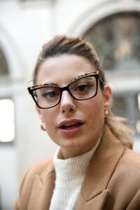 Profilo lamarca 2021 giulia de martin benind my glasses eyewear influencer occhiali da vista eyeglasses-8